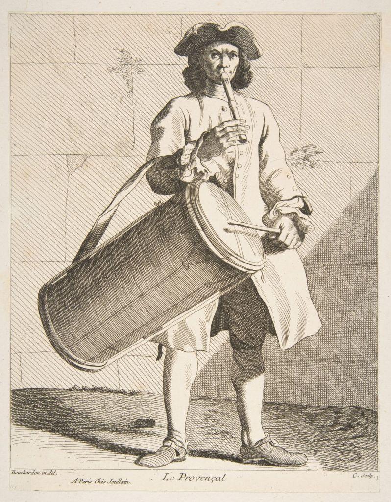 A Man From Provence (Anne Claude Philippe de Tubières)